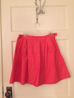 Pleated Pink skirt from j crew for Sale in Nashville, TN