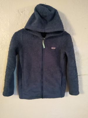 Patagonia Fuzzy Hoodie for Sale in Modesto, CA