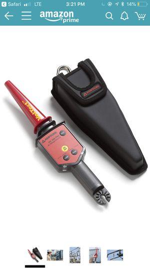 Amprobe TIC 300 PRO High Voltage Detector (plus case) for Sale in Wenatchee, WA