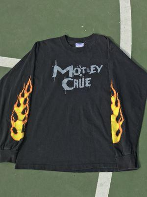 Vintage Mötley Crüe LS - Size L for Sale in San Antonio, TX