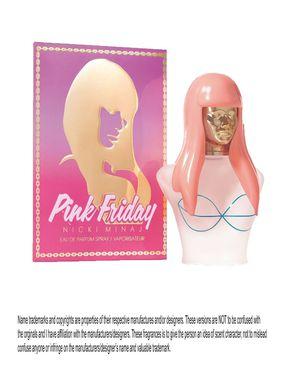 Pink Friday Women's 1 oz Fragrance Perfume Oil for Sale in San Antonio, TX