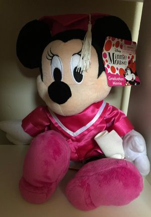 Disney Minnie Mouse Graduation! for Sale in Normal, IL