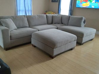 New Grey Sofa Set for Sale in Scurry,  TX