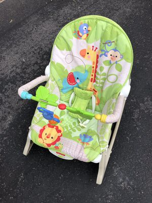 Baby Chair with Toy for Sale in Missoula, MT