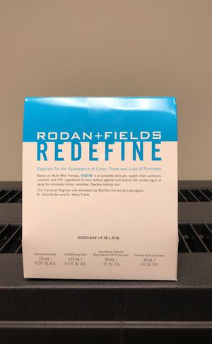 Rodan and Fields Redefine Skincare Kit for Sale in Quincy, IL