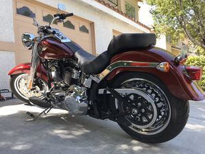 Fat Boy 2016 FLSTF Harley Davidson Motorcycle for Sale in North Las Vegas, NV