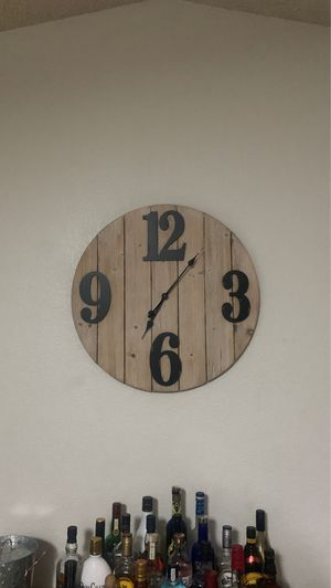 Wall clock for Sale in Temecula, CA