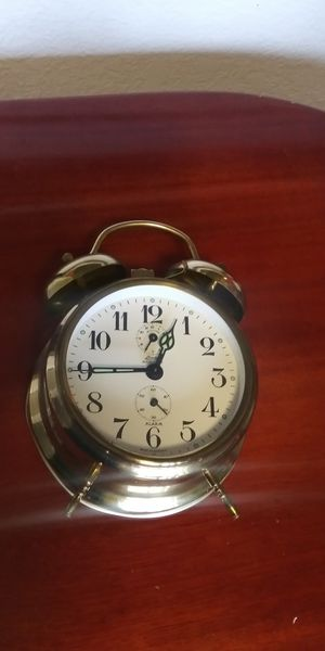 Linden black Forest alarm clock for Sale in Tacoma, WA