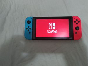 V1 Nintendo switch for Sale in Madera, CA
