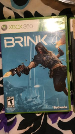 Brink XBOX 360 for Sale in Piney River, VA