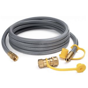 Fire Pit/ BBQ Natural Gas Cable And Adapter for Sale in Los Angeles, CA