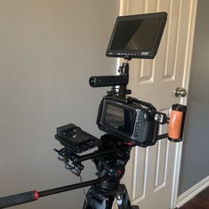 Blackmagic Pocket Cinema Camera 4K Rig for Sale in Waldorf, MD