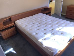 TEAK PLATFORM Queen for Sale in Punta Gorda, FL
