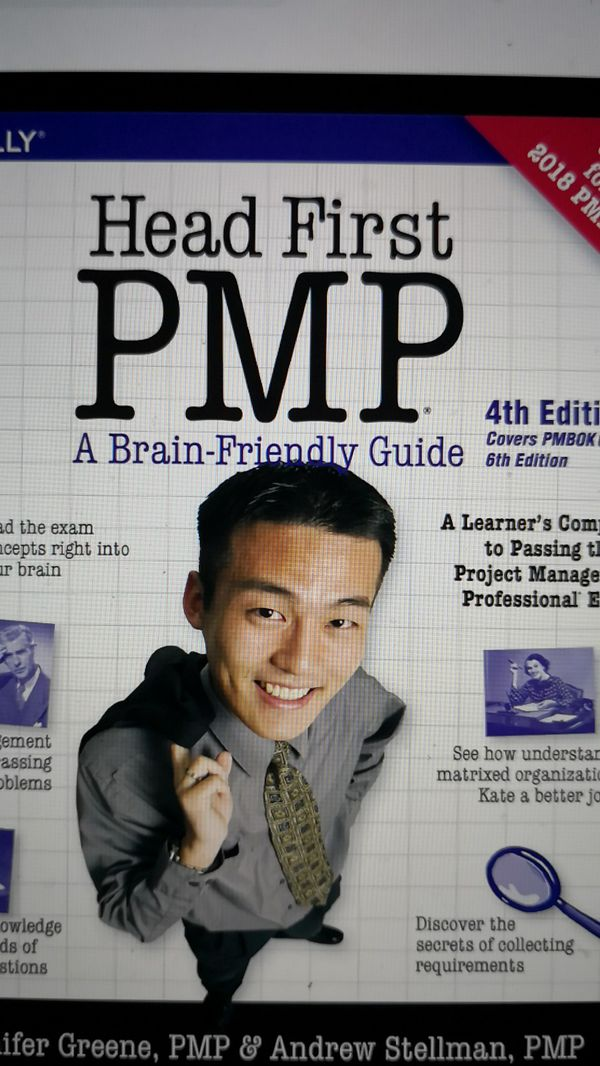 PMBOK6-PMP certification - Head first pdf