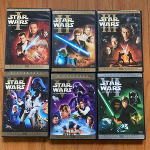 Star Wars Limited Edition DVD Collection I-VI for Sale in Miami, FL