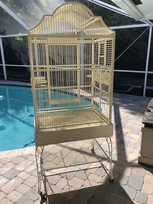 Bird / Parrot Cage for Sale in Sea Ranch Lakes, FL