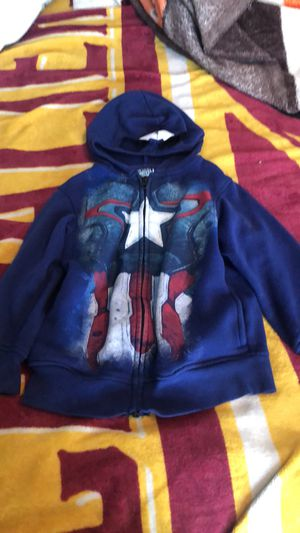 Captain America hoodie with mask for Sale in Fairview Park, OH
