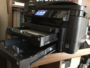Epson WorkForce WF 3540 Wireless Color Printer with Scanner, Copier and Fax for Sale in Glenarden, MD