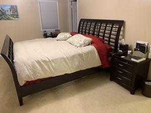California King Master Bedroom Set for Sale in Burke, VA