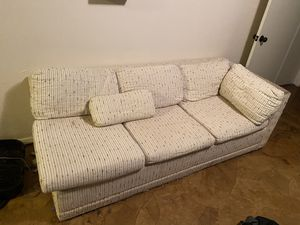 Free Couch with pull out bed for Sale in Lakeside, AZ