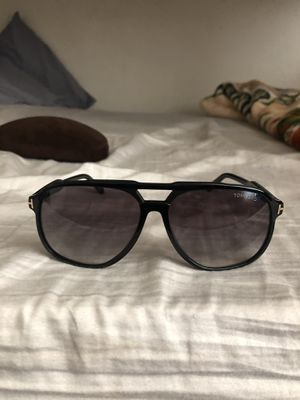 TOM FORD RAOUL Designer Sunglasses (Black) for Sale in Los Angeles, CA