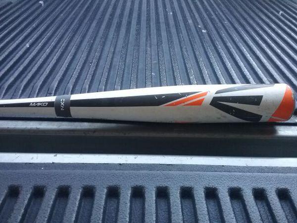 Easton mako bbcor bat 31/28