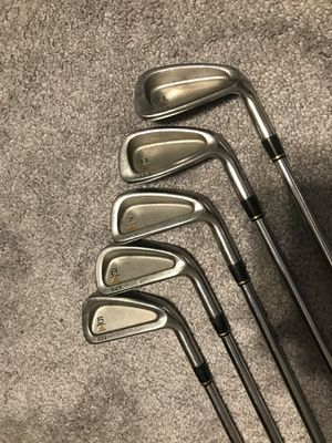 Titleist DCI Black 5-9 Irons for Sale in Pittsburgh, PA