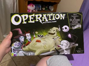 Operation Nightmare Before Christmas Edition for Sale in Phoenix, AZ