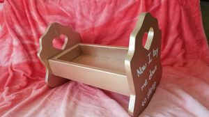 Baby doll cradle for Sale in Wellman, IA