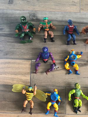 Original He-Man toy collection for Sale in Fort Myers, FL