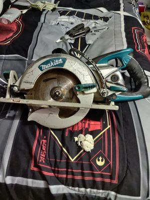 Makita 5377 MG circular saw for Sale in Norwalk, CA