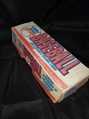 BASEBALL CARDS for Sale in Edmonds, WA