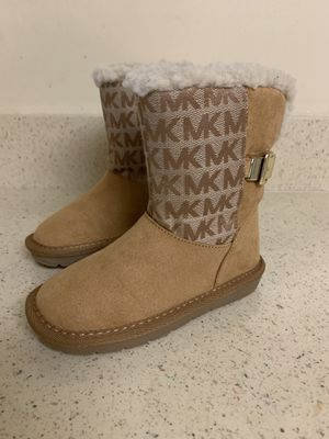 Michael Kors baby girls boots size 9. for Sale in Redland, MD