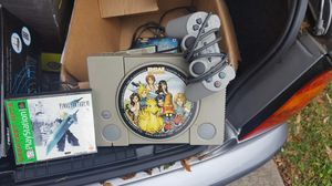 PlayStation with Final Fantasy VII for Sale in Hampton, VA
