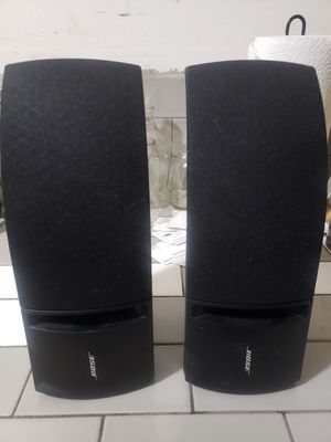 Bose 161 Speakers Set for Sale in San Diego, CA