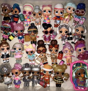 LOL SURPRISE DOLLS - BUY NOW AND GET BEFORE XMAS 🎄 $5-$7 for Sale in Silver Spring, MD
