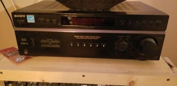 Sony /pro teck studio audio