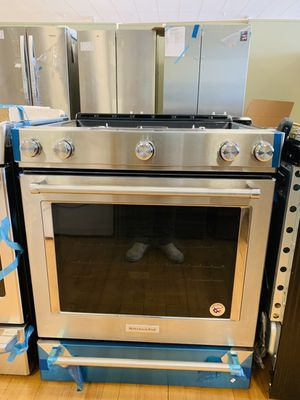 "🇺🇸ON SALE🇺🇸 New Gas Range/Stove Kitchenaid 7.1 CuFt- 30"" wide - ONLY $999.00 for Sale in Lake Worth, FL"