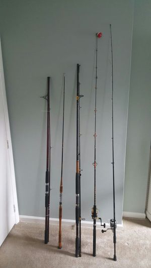 Surf Fishing Rods for Sale in Raleigh, NC