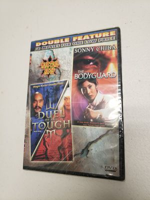 KUNG FU MOVIES CLASSICS DOUBLE FEATURE DVD SONNY CHIBA for Sale in Orlando, FL