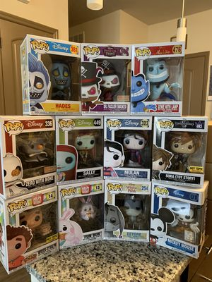 Disney Funko Pops for Sale in Orlando, FL