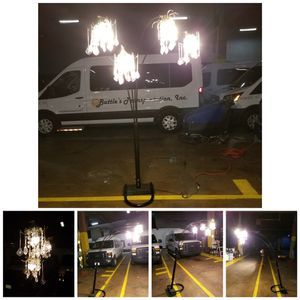 Chandelier Floor Lamp for Sale in Washington, DC