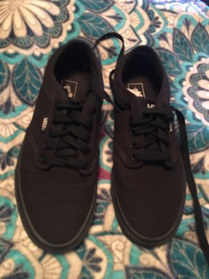 mens vans for Sale in Lawton, OK