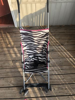 Zebra baby stroller for Sale in La Vergne, TN