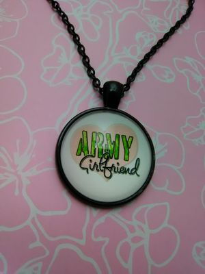 Army Girlfriend Necklace for Sale in Grove City, OH