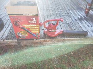 Leaf Blower Vac for Sale in Shoreline, WA