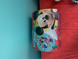 Mickey Mouse party supplies treasure box for Sale in Winter Hill, MA