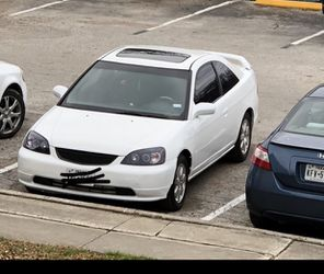 2003 Honda Civic (PART OUT) for Sale in San Antonio,  TX