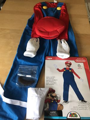 Súper Mario costume (L/G) for Sale in Cleveland, OH