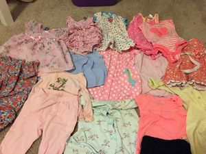 Baby clothes 6-9 months and 12 months for Sale in Greensboro, NC